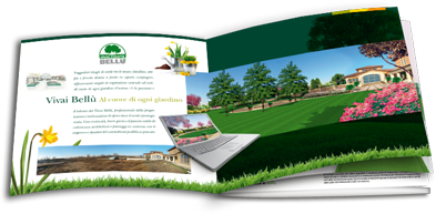 Brochure Vivai Bellù